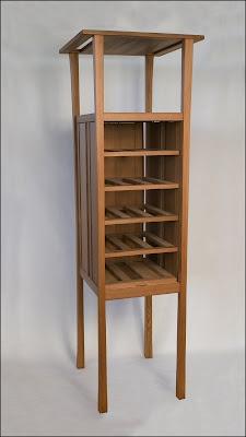 Wine Cabinets In Kitchen