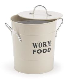 worm food compost bucket