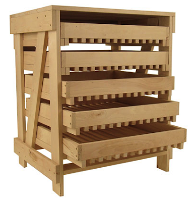 apple rack