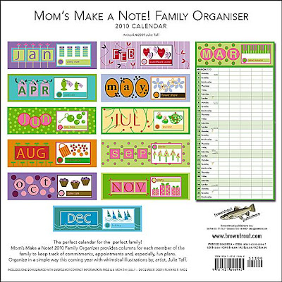 mom's family organizer