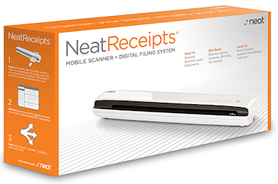 NeatReceipts scanner