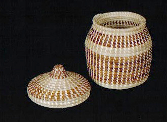 sweetgrass basket