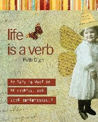 Life is a Verb book cover