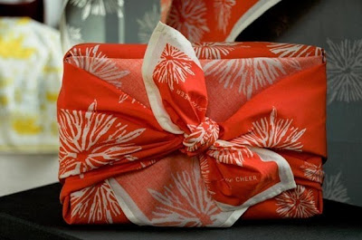 gift wrap fabric