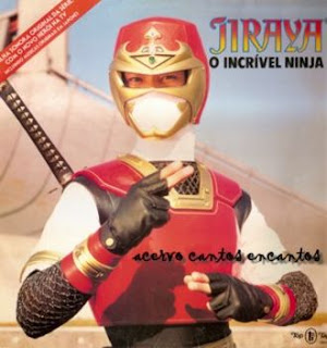 Baixar Torrent Jiraya: O Incrível Ninja - Série Completa Download Grátis