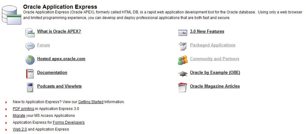 Dimitri Gielis Blog (Oracle Application Express - APEX