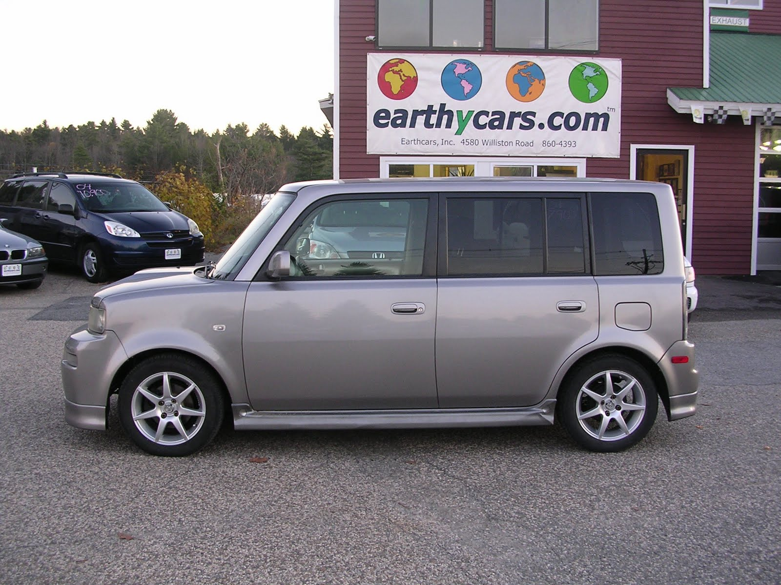 Earthy Car Of The Week 2005 Scion Xb