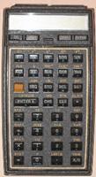 Histoire des calculatrices