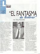 El Fantasma de Bolívar en la Masonería Venezolana