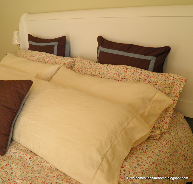 Welcome Sunshine Home Show Us Your Life Master Bedroom