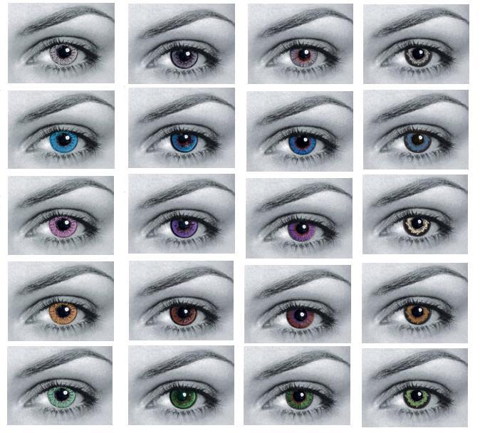 Click: New Fashion Of Coloured Contact Lens