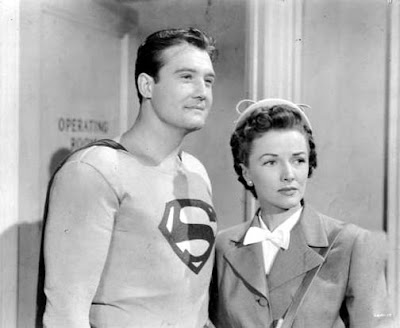 Image result for images of phyllis coates in tv show adventures of superman