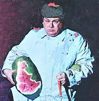 jackie vernon pet watermelon