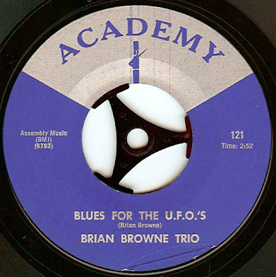 Brian Browne Trio Flowers On The Wall