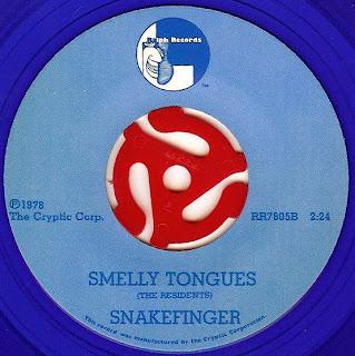 Snakefinger The Spot