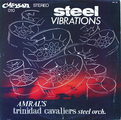 Amral's Trinidad Cavaliers Amral's Trinidad Cavaliers Steel Orch. Heat