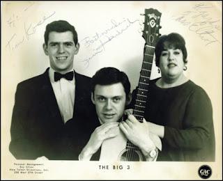 the big three banjo song meet