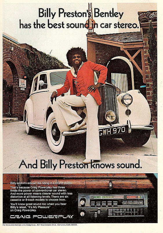 I M Learning To Share In Crowd Of The Month Billy Preston