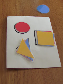 working with shapes and colors