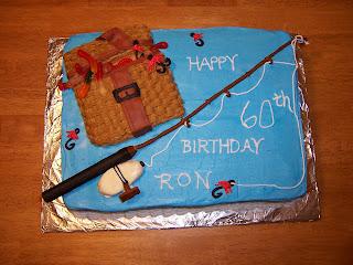 fisherman cake