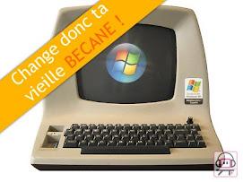 les typs des ordinateurs 1980-2008