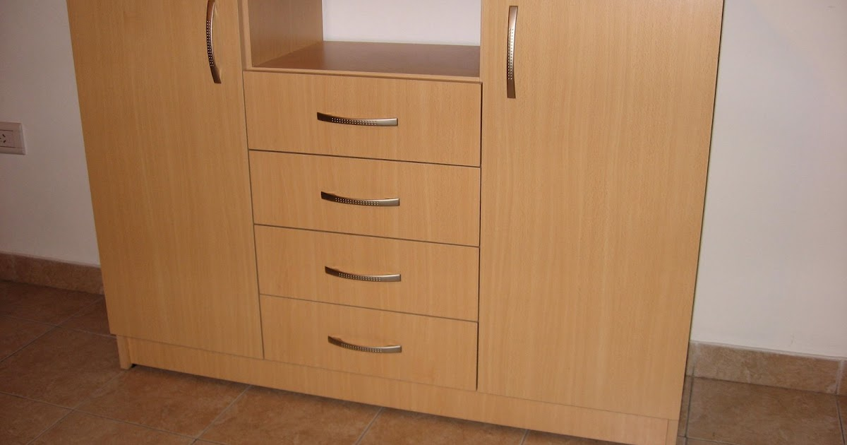 Fabrica de muebles chifonier doble puerta for Todo muebles web