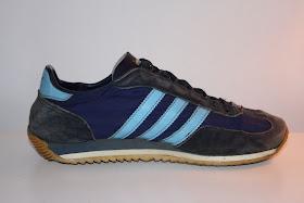 Canna Quadrante direttore  my vintage sneakers: Adidas Achille (80's)