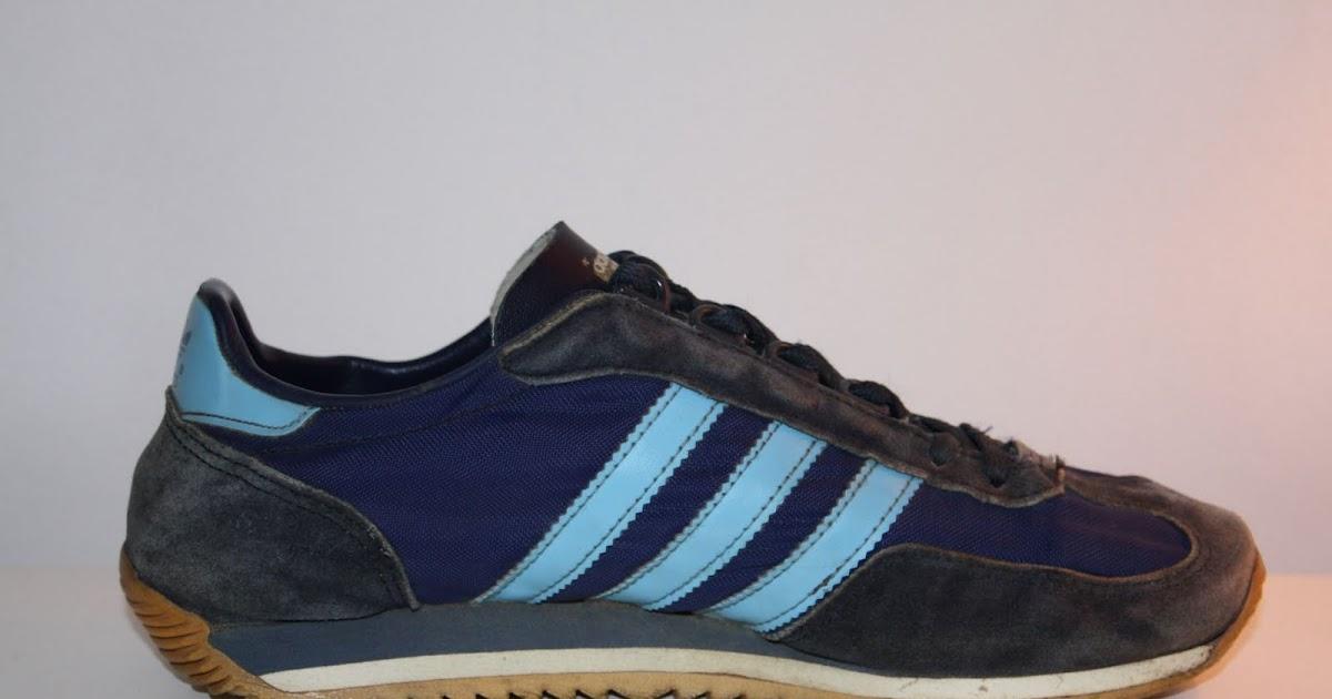 Cuidado tormenta Entender mal  my vintage sneakers: Adidas Achille (80's)