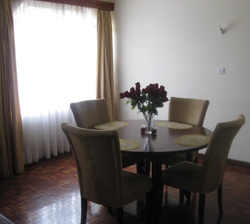 Furnished Apartment: Africa Homesteads: 3 Bedroom Furnished Apartment: Kilimani