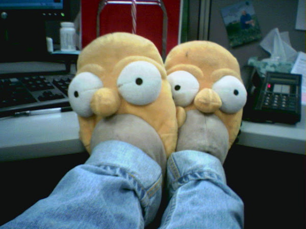My Slippers.........