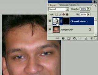 corregir ojos rojos con Photosop