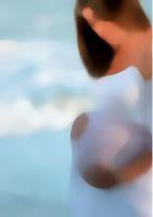 ir a la playa embarazada semanas