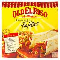 fajitas de pollo mexicana