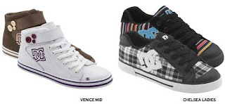 dc shoes mujer