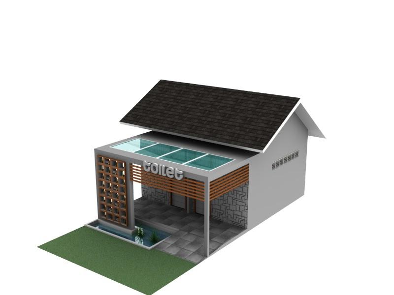 Gilang Newchester: Desain Toilet Umum