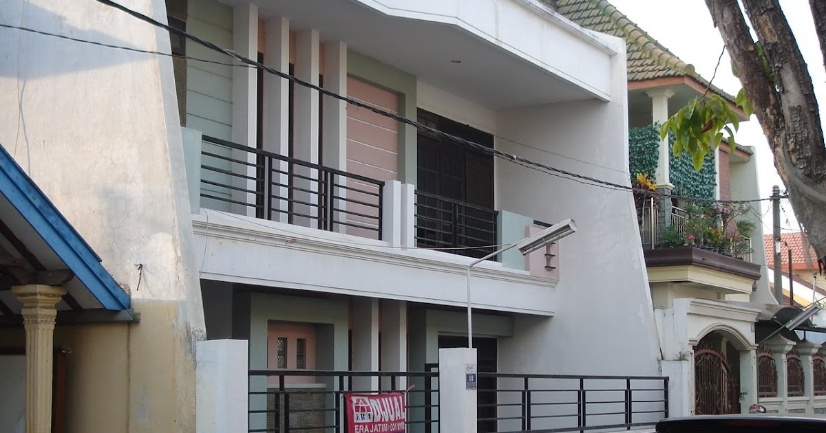 Jual Beli Sewa Property Surabaya: DIJUAL / LELANG RUMAH DI ...