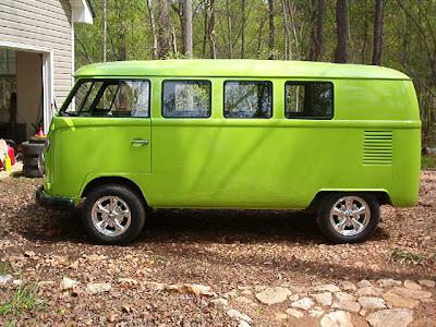 '67 Split Bus IM001359