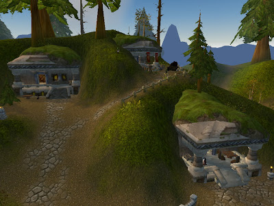 wow how to get to loch modan