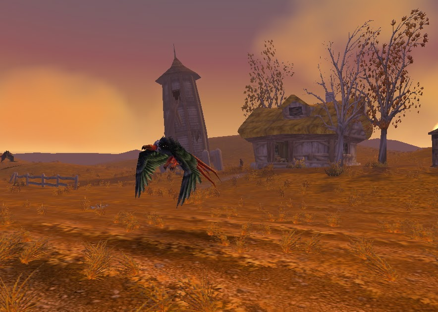 Travels through azeroth and outland westfall for West fall
