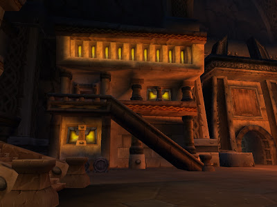 Beautiful In Addition To Being Underground, Ironforge Is Similar To Undercity In  Having A Circular Layout. Walking Counterclockwise From The Commons I  Entered The ...