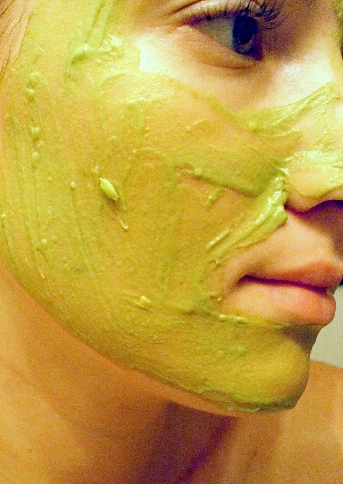 Moisturizing Avocado Mask Shwin And Shwin