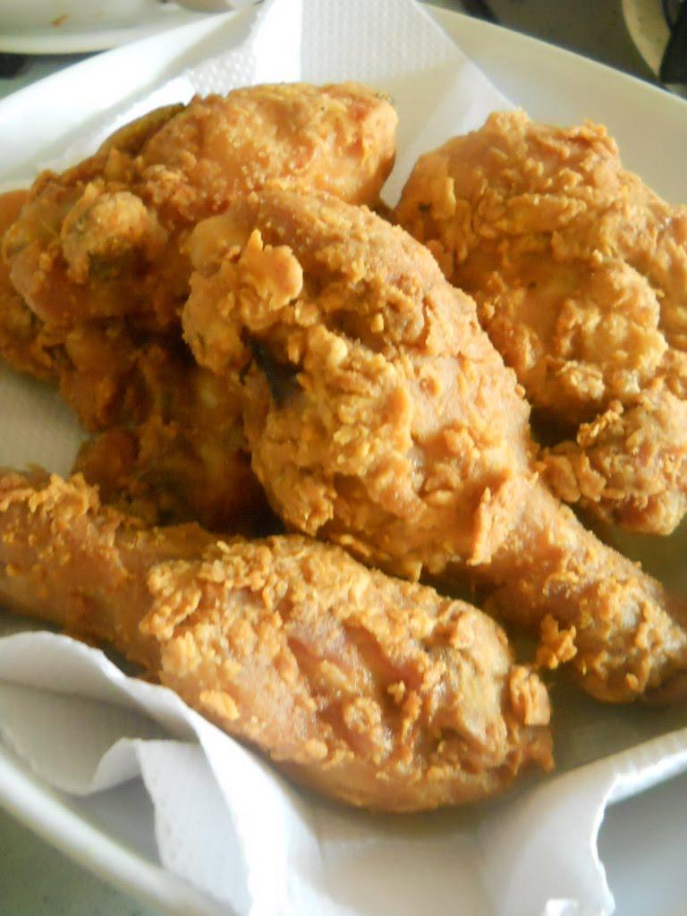 resepi nasi ayam warna merah  quotes Resepi Pau Goreng Azie Kitchen Enak dan Mudah