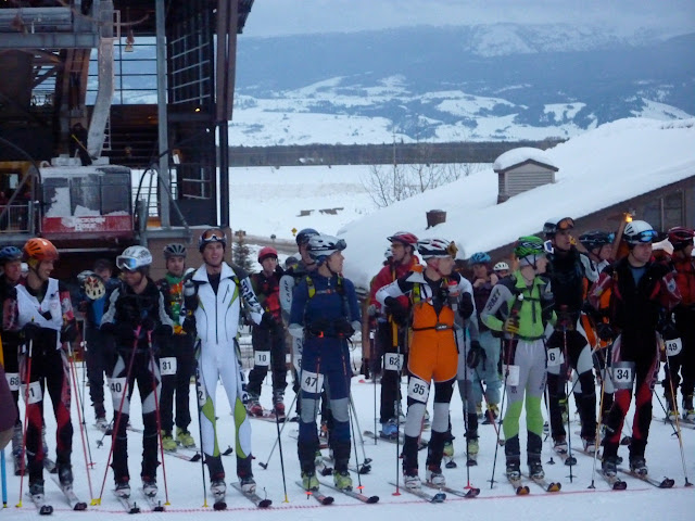Training for Ski Mountaineering Races by Luke Nelson