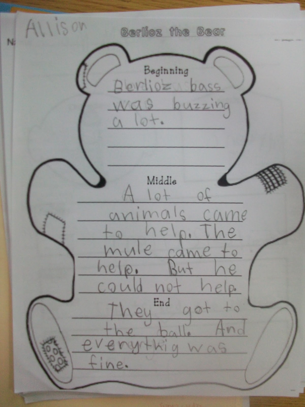 Sarah S First Grade Snippets Jan Brett Activities