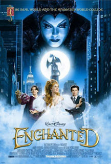 Enchanted - movie poster