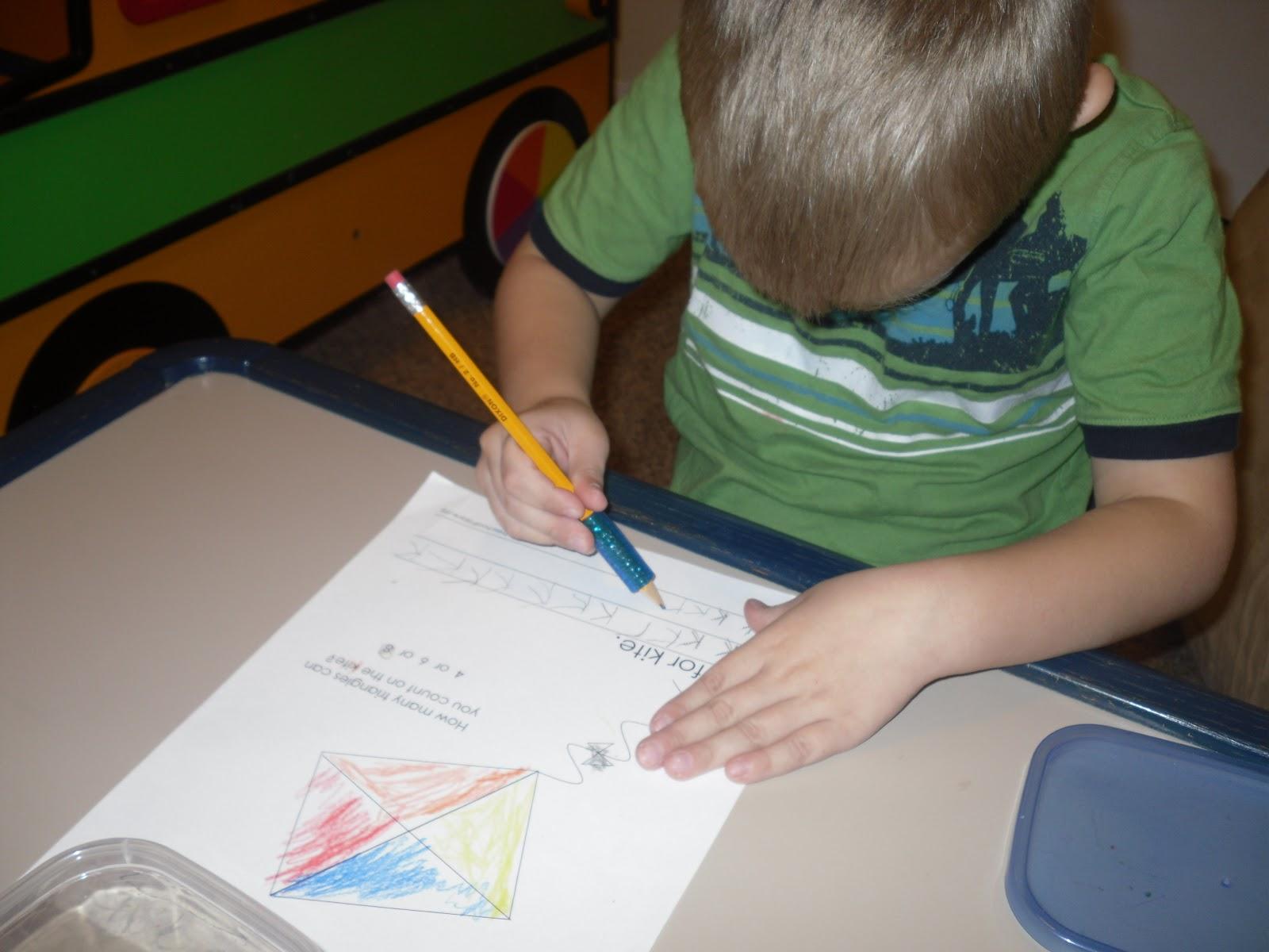 Preschool Patch Pre K K Is For Kite Amp Key Amp Kangaroos