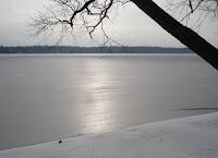 Frozen Lake Consecon