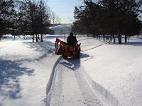 Snowblower to the rescue!