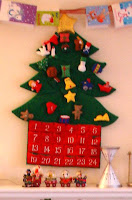 The Advent Calendar, Christmas 2005