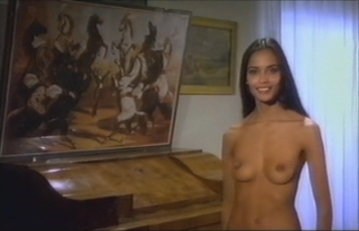 Attractive Laura Gemser Naked Paradise Images